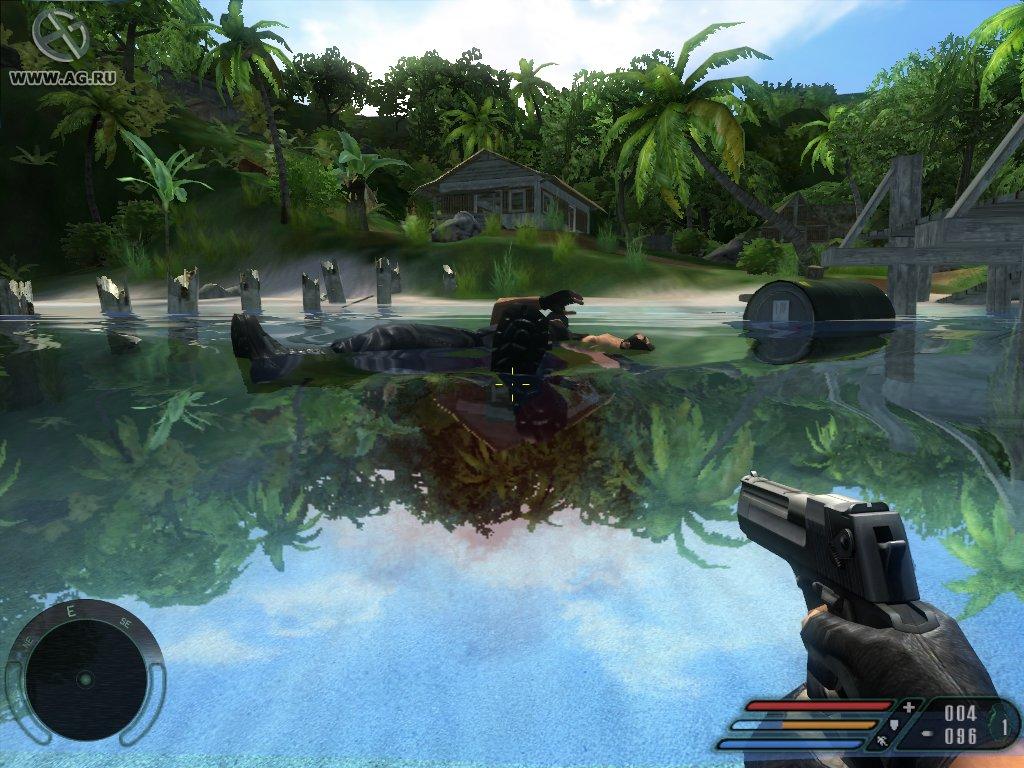 Скачать игру Far Cry (2004) PC через торрент бесплатно на русском