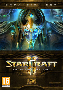 StarCraft 2: Legacy of the Void скачать игру
