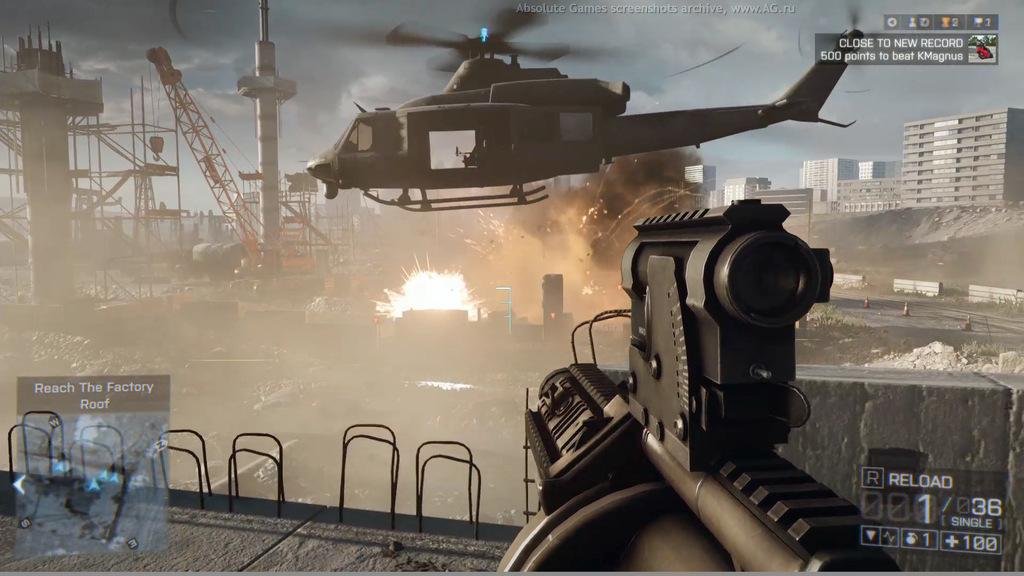 Battlefield 4 скачать rutor