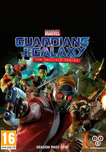 Marvel's Guardians of the Galaxy: The Telltale Series - Episode 1-5 скачать игру