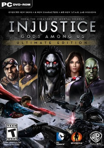 Injustice: Gods Among Us скачать игру