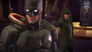 Batman: The Enemy Within - Episode 1-4