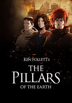 Ken Follett's The Pillars of the Earth: Book 1-3 скачать игру