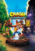 Crash Bandicoot N. Sane Trilogy скачать торрент