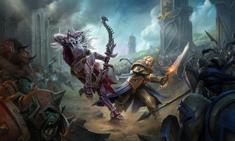 Дата выхода World of Warcraft: Battle for Azeroth