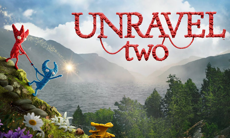Вышла Unravel Two