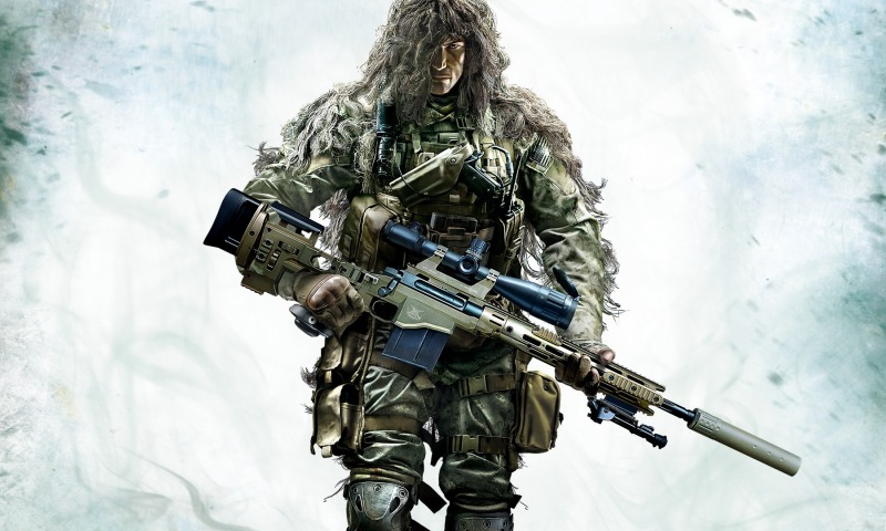 Анонс Sniper Ghost Warrior: Contracts