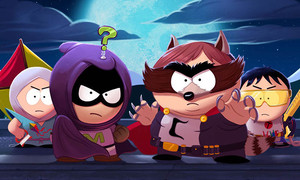 South Park: The Fractured But Whole выйдет 17 октября