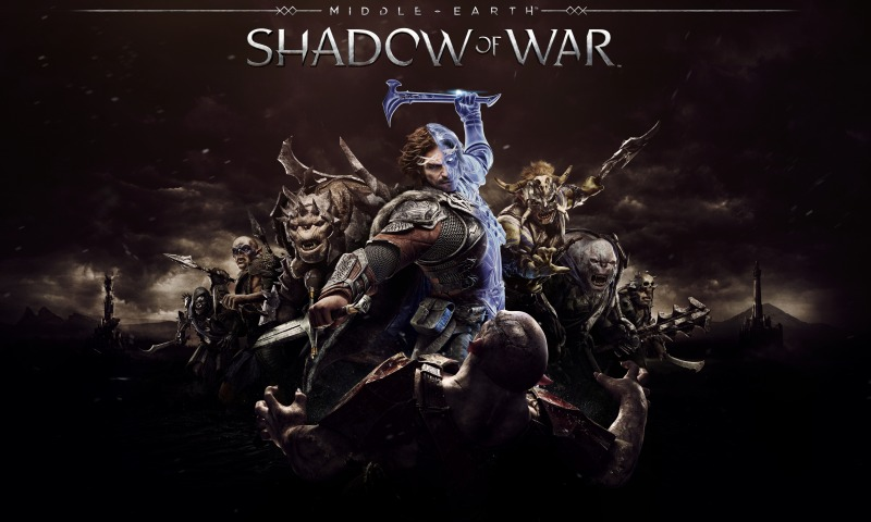 Вышла Middle-earth: Shadow of War